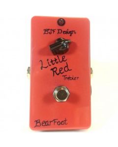 BearFoot FX Little Red Trebler