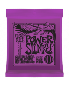 Ernie Ball 2220 Power Slinky Nickel Wound Guitar Strings