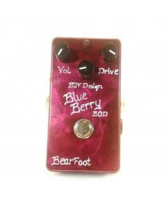 BearFoot FX BlueBerry Bass Overdrive