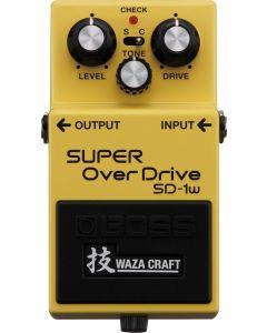Boss SD-1W Overdrive (Waza Craft)
