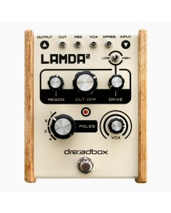 Dreadbox Lamda 2 Extensive Filter