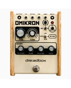 Dreadbox Omikron Extravagant Waveshaper