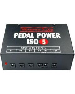 Voodoo Lab Pedal Power ISO5