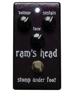 Stomp Under Foot Ram's Head Fuzz