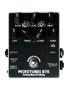 Darkglass Electronics Microtubes B7k Analog Bass Preamp