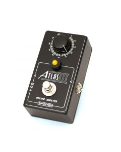 Spaceman Effects Atlas III Preamp Booster