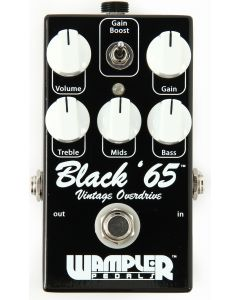 Wampler Black '65 Vintage Overdrive