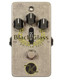 Keeley Electronics Black Glass British Fuzz