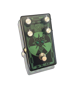 IdiotBox Effects Blower Box Bass Distortion