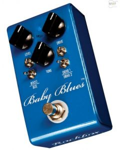 Rockbox Baby Blues Distortion & Clean Boost