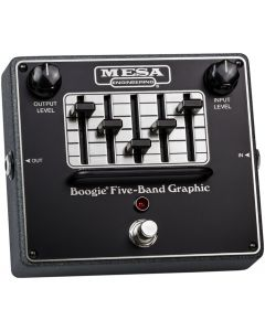 Mesa/Boogie Five-Band Graphic Equalizer