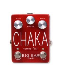 Big Ear NYC Chaka Octave Fuzz