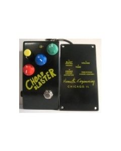 Henretta Engineering CHOAD BLASTER overdrive/distortion/fuzz