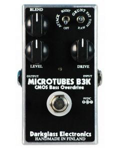 Darkglass Electronics Microtubes B3K CMOS Bass Overdrive