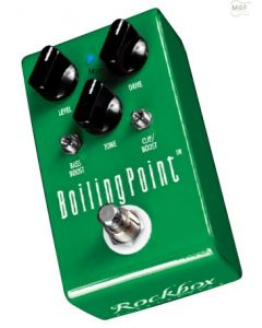 Rockbox Boilingpoint Overdrive & Clean Boost