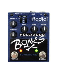 Radial Tonebone Hollywood Distortion