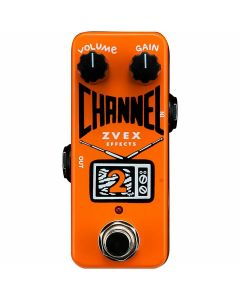 Zvex Channel 2 Overdrive