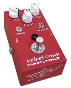JW Guitars Velvet Crush