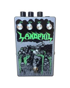 Idiotbox Effects Landphil Bass Distortion