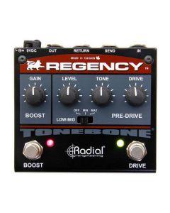 Radial Regency