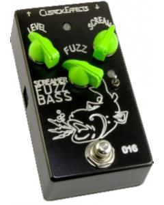 Cusack Screamer Fuzz Bass
