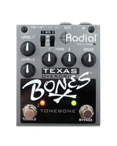 Radial Tonebone Texas Tri-Mode Overdrive